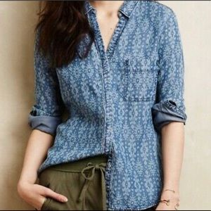 Anthropologie Holding Horses Top